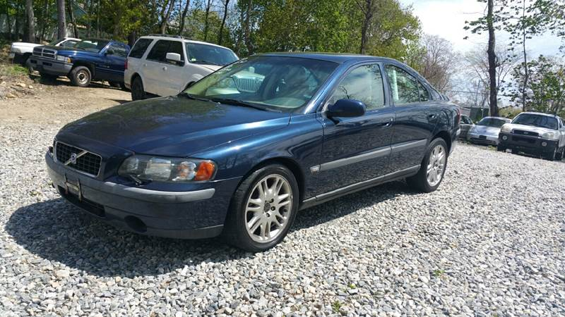 2002 volvo s60 4dr 2 4t turbo sedan in new london ct. Black Bedroom Furniture Sets. Home Design Ideas