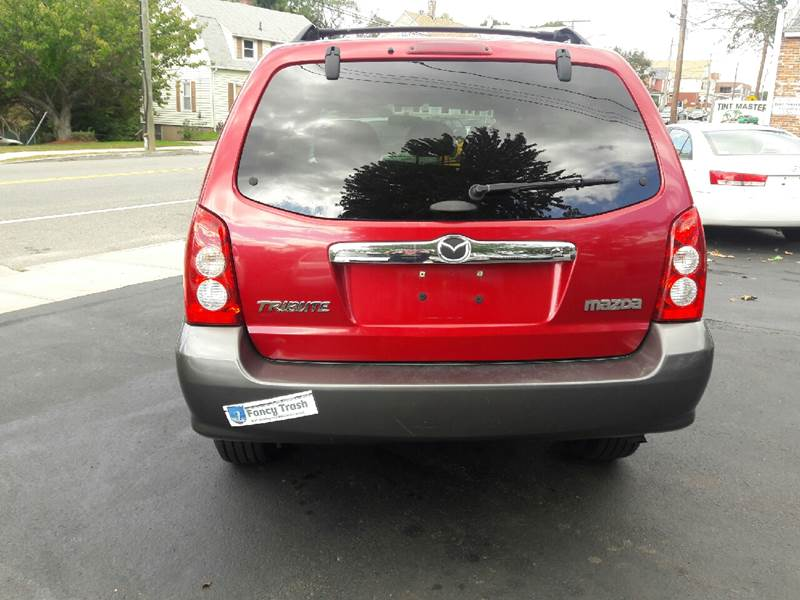 2006 Mazda Tribute AWD s 4dr SUV - New London CT