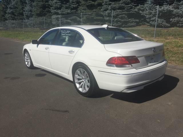 750li sedan 2007