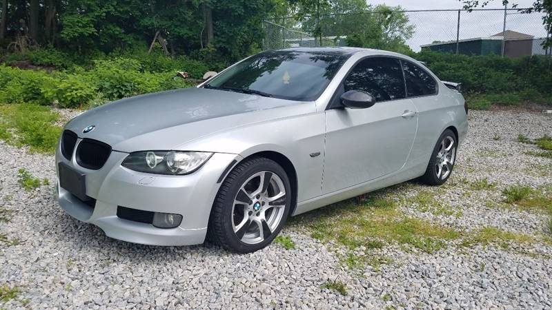 2007 BMW 3 Series AWD 328xi 2dr Coupe - New London CT