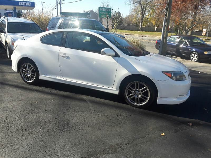 2006 scion tc 2dr hatchback w automatic in new london ct riverside auto. Black Bedroom Furniture Sets. Home Design Ideas