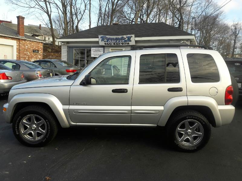 2004 Jeep Liberty Limited 4WD 4dr SUV - New London CT
