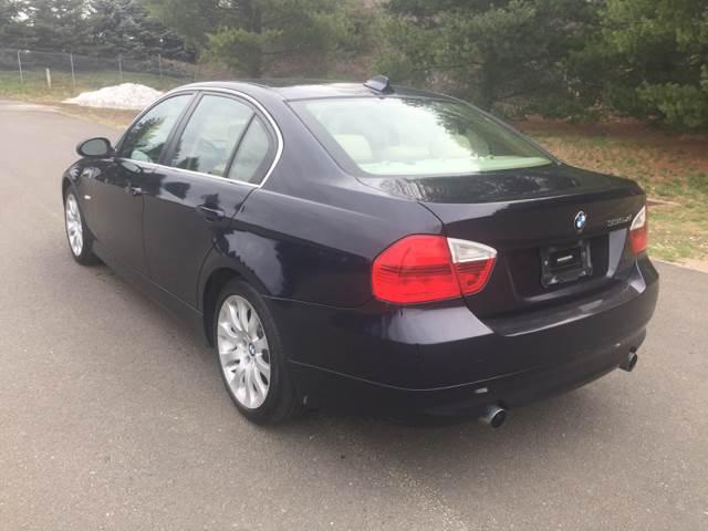 2007 BMW 3 Series AWD 335xi 4dr Sedan Luxury - New London CT