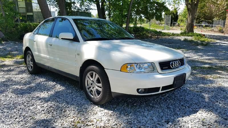 1999 Audi A4 AWD 4dr 1.8T quattro Turbo Sedan - New London CT