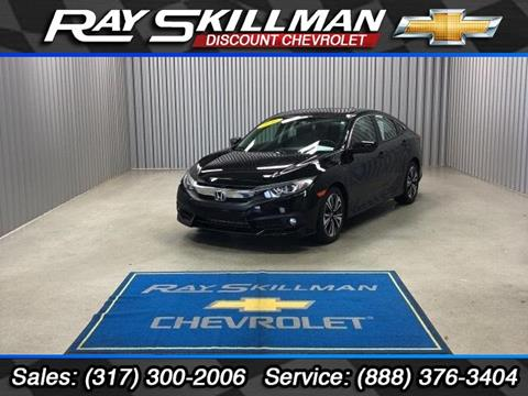 2016 Honda Civic for sale in Indianapolis, IN