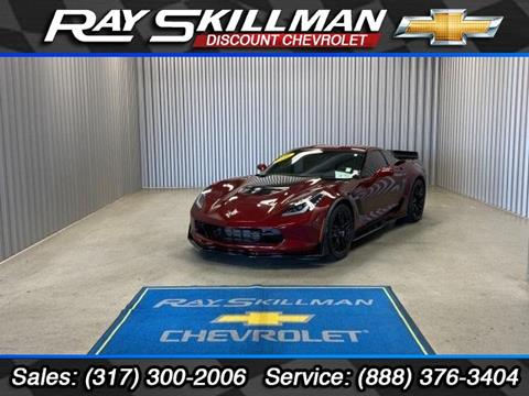 2016 Chevrolet Corvette for sale in Indianapolis, IN