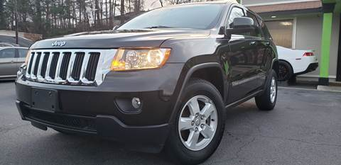 2012 Jeep Grand Cherokee for sale in Smyrna, GA