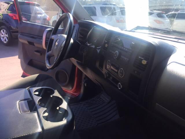 2008 Chevrolet Silverado 1500 2WD LT1 4dr Crew Cab 5.8 ft. SB - Smyrna GA
