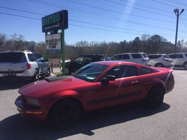 2007 Ford Mustang V6 Deluxe 2dr Coupe - Smyrna GA