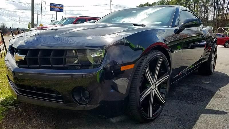 2013 Chevrolet Camaro LS 2dr Coupe w/1LS - Smyrna GA