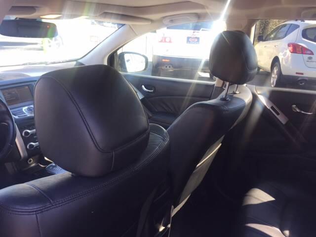 2009 Nissan Murano SL 4dr SUV - Smyrna GA