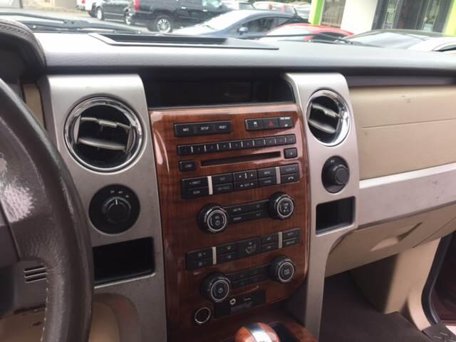 2010 Ford F-150 4x4 Lariat 4dr SuperCab Styleside 6.5 ft. SB - Smyrna GA