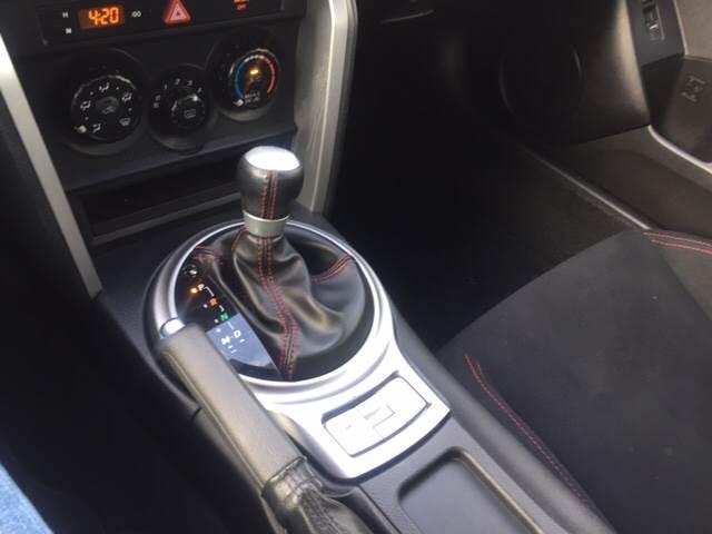 2013 Scion FR-S 2dr Coupe 6A - Smyrna GA