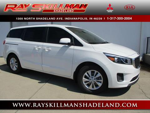 2017 Kia Sedona for sale in Indianapolis, IN