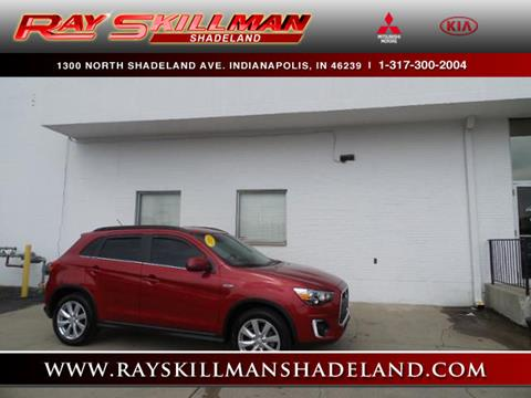 2015 Mitsubishi Outlander Sport for sale in Indianapolis, IN