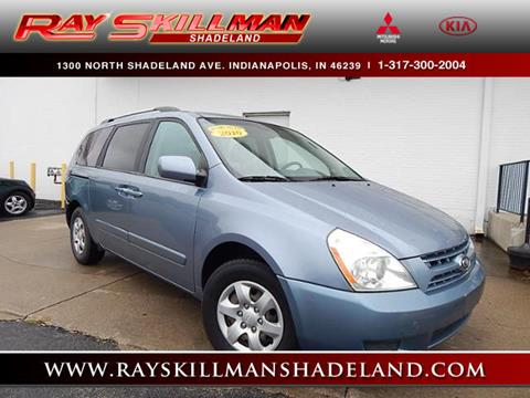 2010 Kia Sedona for sale in Indianapolis, IN