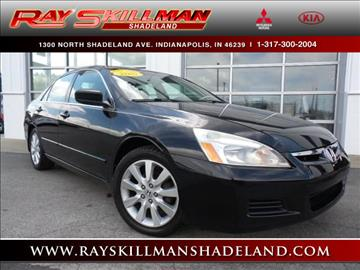 2007 Honda Accord for sale in Indianapolis, IN