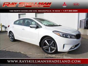2017 Kia Forte for sale in Indianapolis, IN