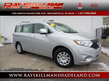 2014 Nissan Quest for sale in Indianapolis, IN