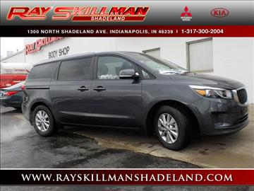 2016 Kia Sedona for sale in Indianapolis, IN