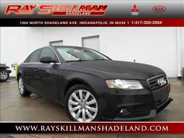 2011 Audi A4 for sale in Indianapolis, IN