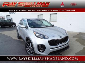 2017 Kia Sportage for sale in Indianapolis, IN