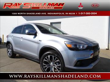 2017 Mitsubishi Outlander Sport for sale in Indianapolis, IN
