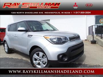 2017 Kia Soul for sale in Indianapolis, IN