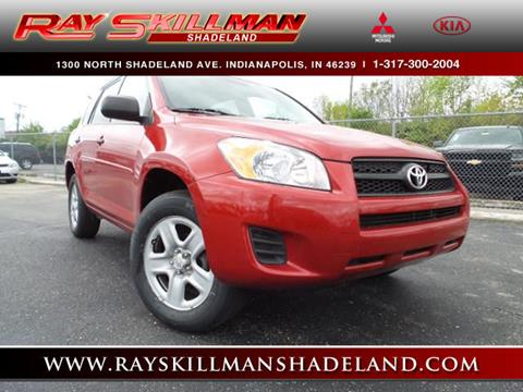 2012 Toyota RAV4 for sale in Indianapolis, IN