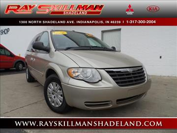 2006 Chrysler Town and Country for sale in Indianapolis, IN