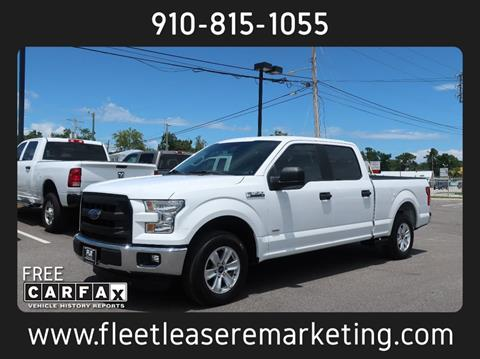 2015 Ford F 150 For Sale >> 2015 Ford F 150 For Sale In Wilmington Nc