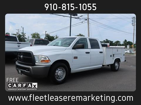 2012 RAM Ram Chassis 2500 for sale in Wilmington, NC