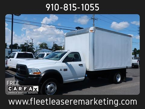 2012 RAM Ram Chassis 4500 for sale in Wilmington, NC