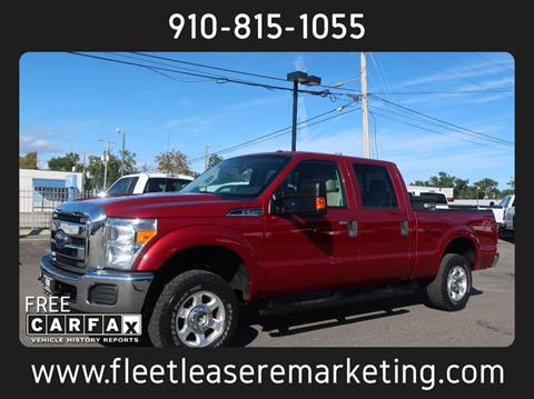2014 Ford F-250 Super Duty for sale in Wilmington, NC