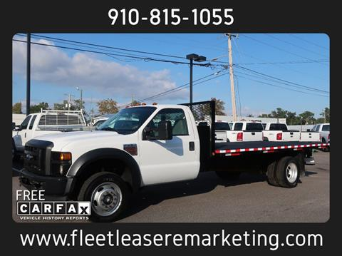 2008 Ford F-550 Super Duty for sale in Wilmington, NC