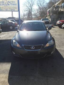 2008 Lexus IS 250 for sale in Warwick, RI