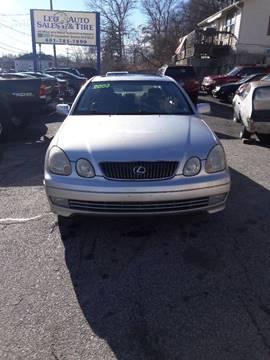 2003 Lexus GS 300 for sale in Warwick, RI