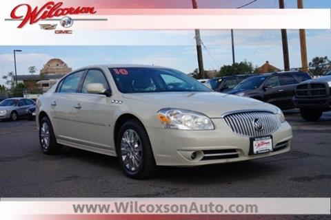2010 Buick Lucerne for sale in Colorado Springs, CO
