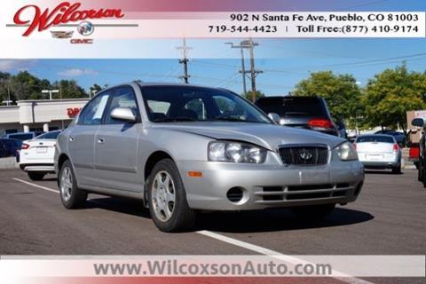 2001 Hyundai Elantra for sale in Colorado Springs, CO