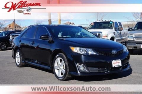 2014 toyota camry for sale in colorado for Toyota motor city colorado springs