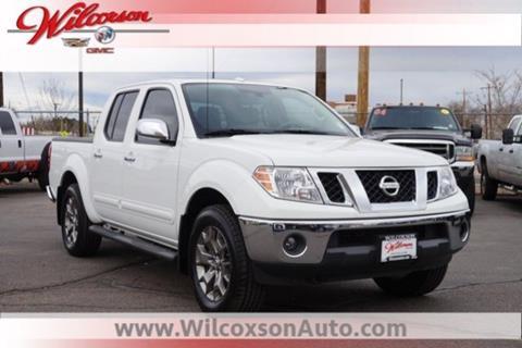 Nissan Frontier For Sale In Colorado Springs Co