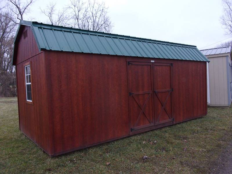 1 Woodtex Sheds In Stock And Custom Ordered In Dansville NY