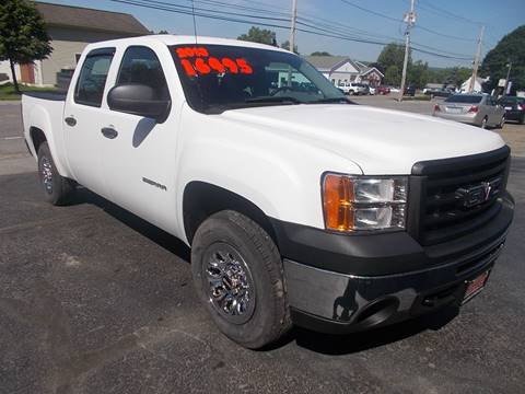 2013 GMC Sierra 1500 for sale in Dansville, NY