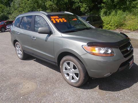 2008 Hyundai Santa Fe for sale in Dansville, NY