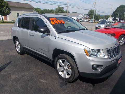 2011 Jeep Compass for sale in Dansville, NY