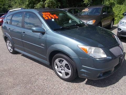 2008 Pontiac Vibe for sale in Dansville, NY