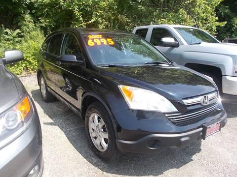2007 Honda CR-V for sale in Dansville, NY