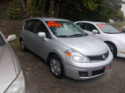 2010 Nissan Versa for sale in Dansville, NY