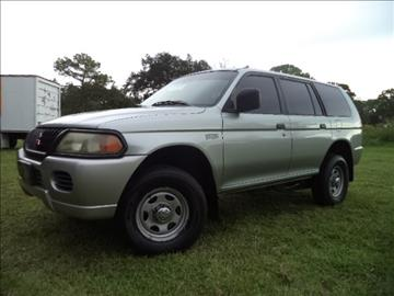 2001 Mitsubishi Montero Sport for sale in Orlando, FL