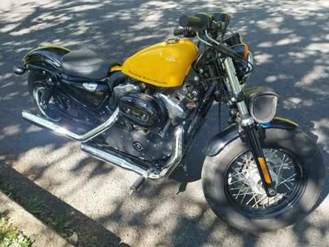 2012 Harley-Davidson 1200 Sporster Forty-Eight for sale in Portland, OR